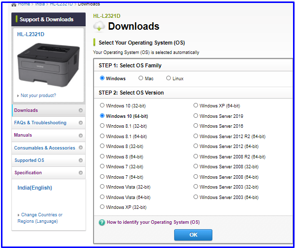 Download paper for Printer Brother drivers