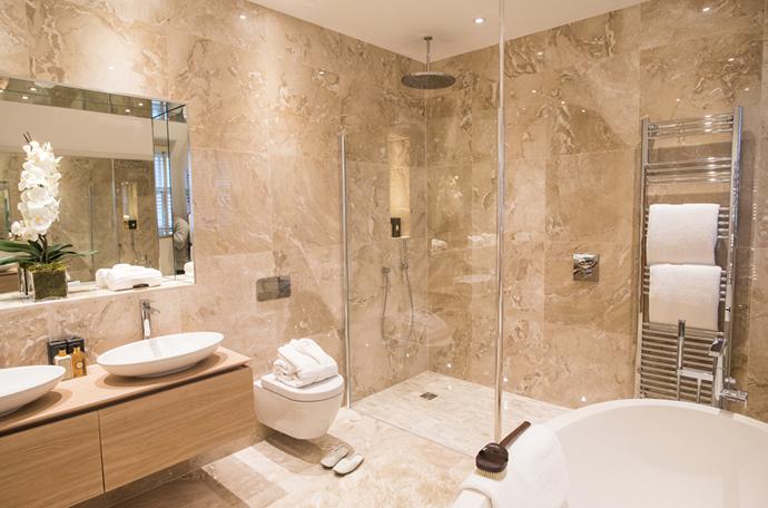 Luxury Bathroom Design Service