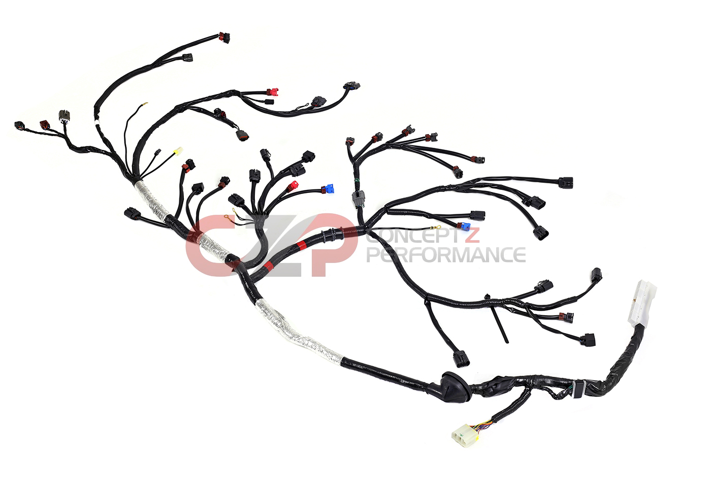 34 300zx Wiring Harness Diagram