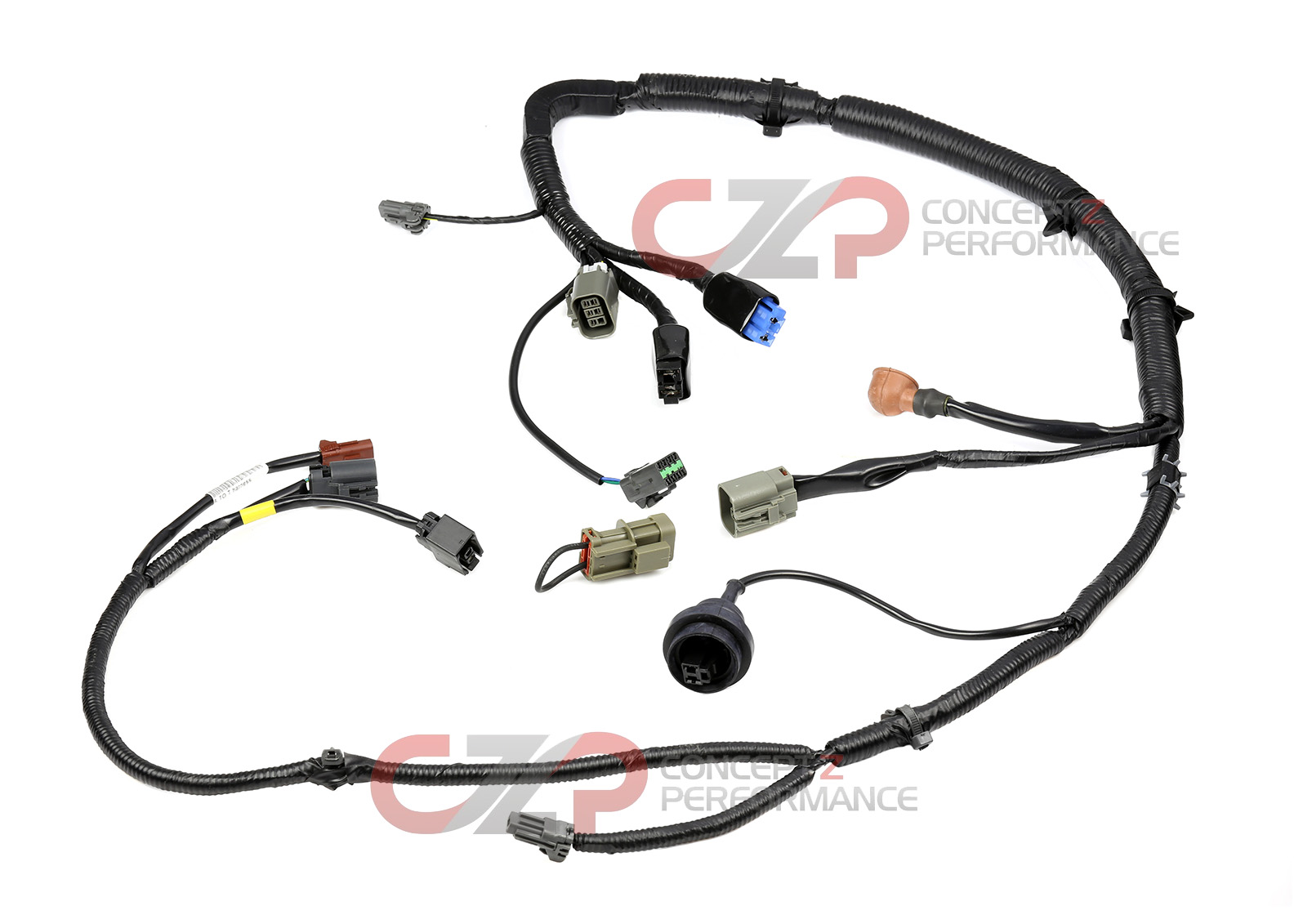 300zx Z32 Wiring Diagram