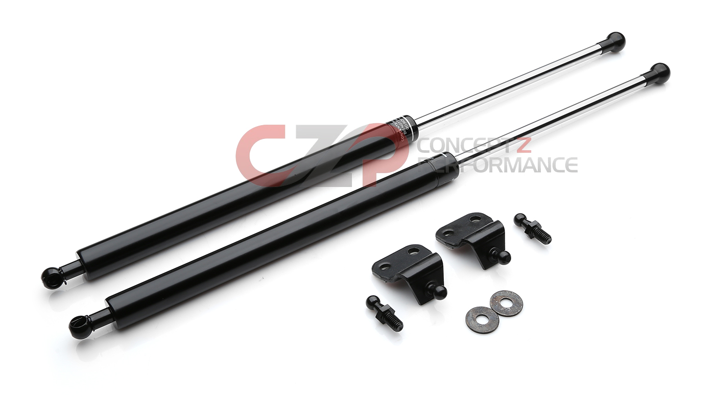 P2m Rear Hatch Damper Strut Kit Black Series