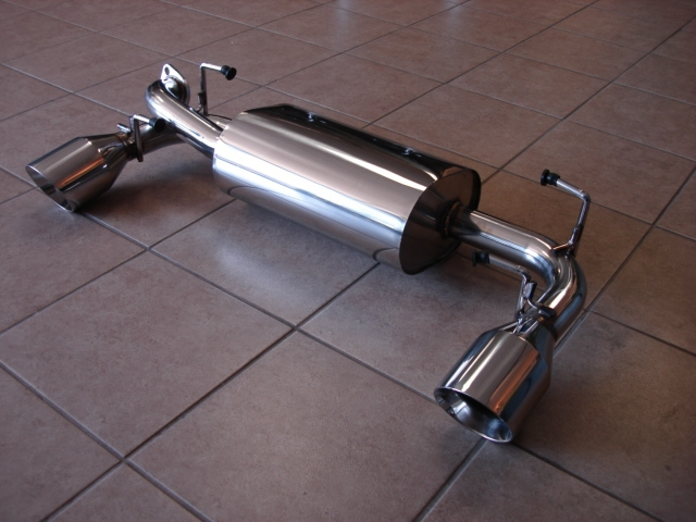 top speed rear axle back exhaust system rear section scion fr s subaru brz catback scion frs rs concept z performance