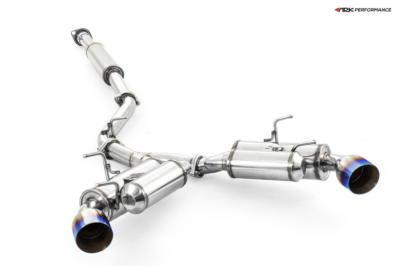 zn6 zc6 exhaust system concept z
