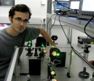 Omid Kokabee, a graduate student who has been imprisoned in Iran. Human rights, scientific freedom