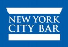 New York City Bar Association Logo