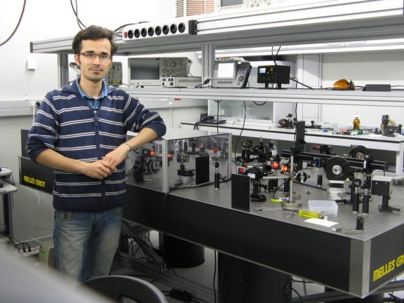 Physicist Omid Kokabee