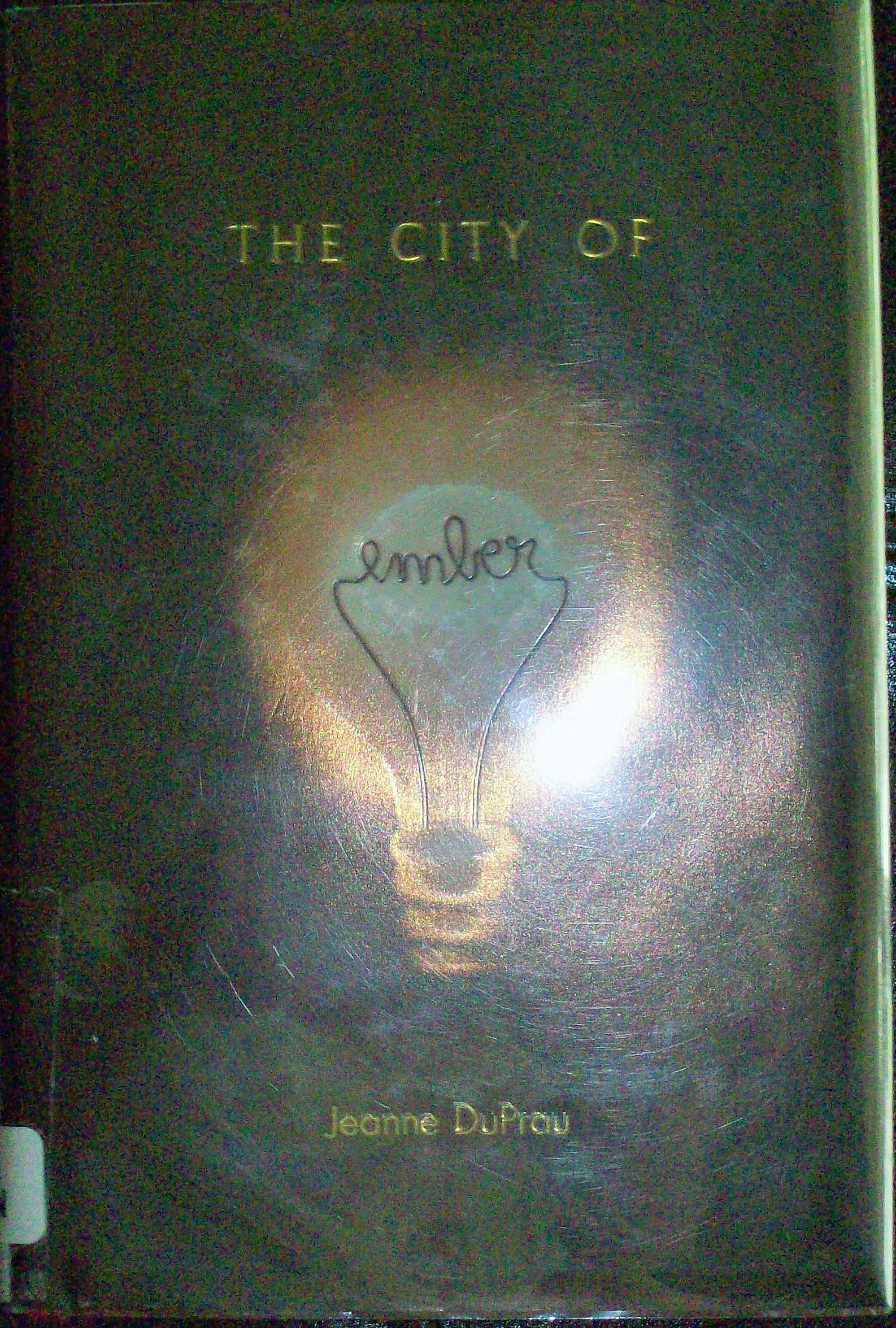 Book Review The City Of Ember By Jeanne Duprau