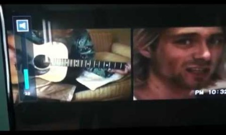 Unreleased Kurt Cobain and Courtney Love – 'Stinking of you'