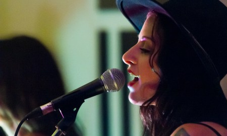 Scarlett Jane@The Gladstone CMW2015 ©Wally Graves2015