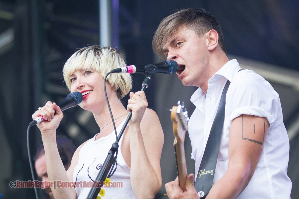 July Talk Squamish Valley music Festival 2014
