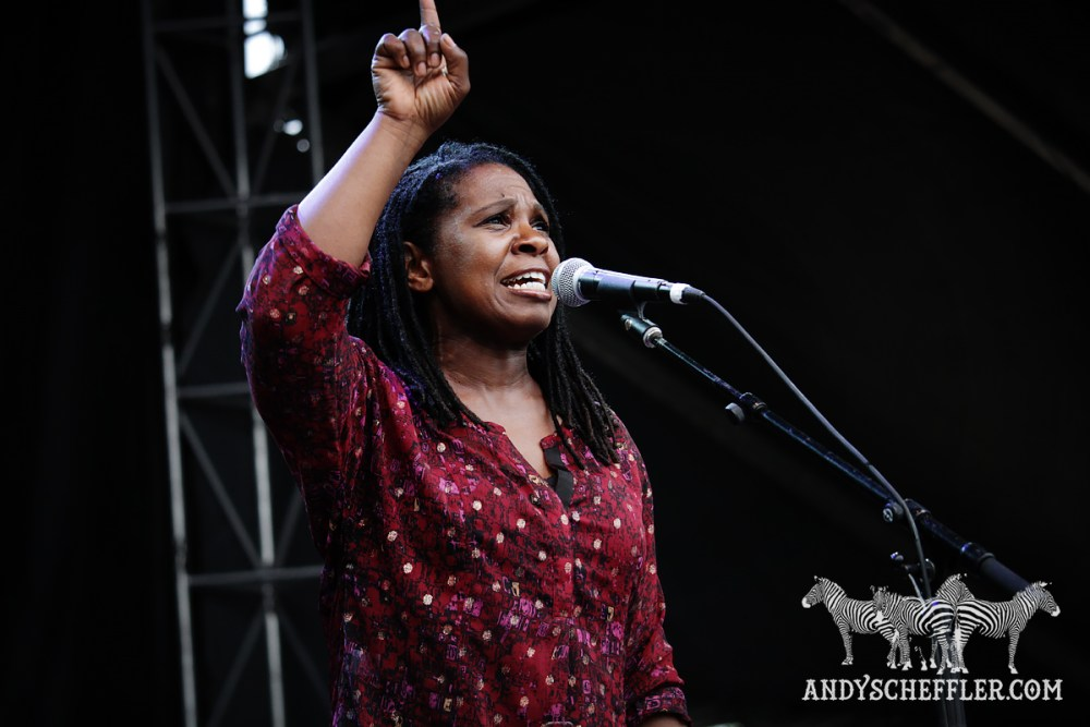 Ruthie Foster @ Burnaby Blues & Roots - Aug. 08, 2015 © Andy Scheffler