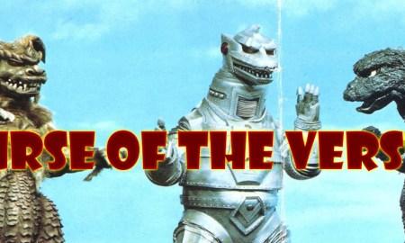 Godzilla vs. Mechagodzilla (1974) poster review podcast curse of the versus