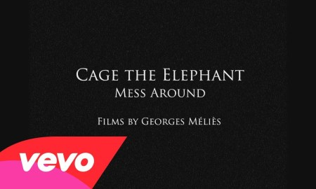 "Cage The Elephant – ""Mess Around"""