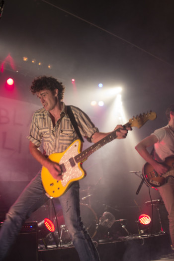 Jack Hines of the Black Lips.