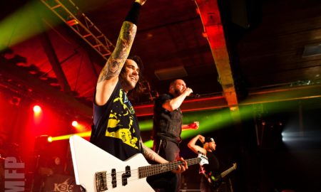 Killswitch Engage at Showbox SODO © Michael Ford