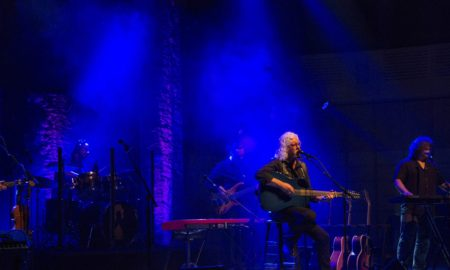Arlo Guthrie chan centre vancouver 2016
