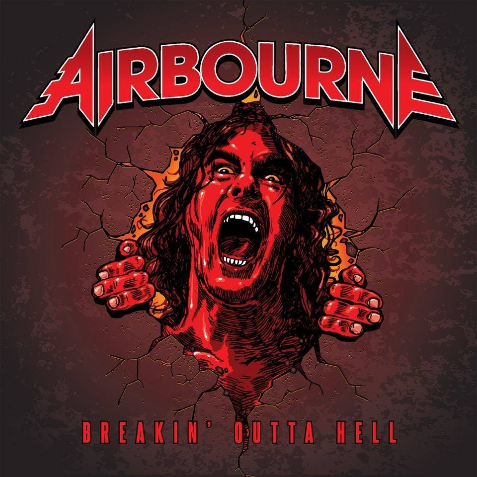 Airbourne at Commodore Ballroom