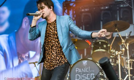 Panic! At The Disco @ Deer Lake Park - July 28th 2016