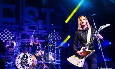 Halestorm + Lita Ford + Dorothy @ MacEwan Hall - October 18th 2016