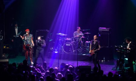 The Damned at Gramercy Theatre © Dan Kulpa