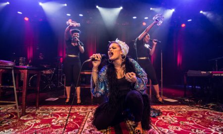 Andra Day @ The Commodore Ballroom - December 12th 2016