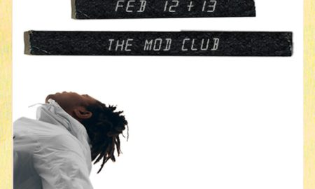 Sampha @ MOD Club - February 12th 2017
