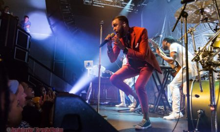 Jidenna at Venue Nightclub in Vancouver, BC on August 27th 2017