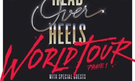 Chromeo 2018 tour head over heels