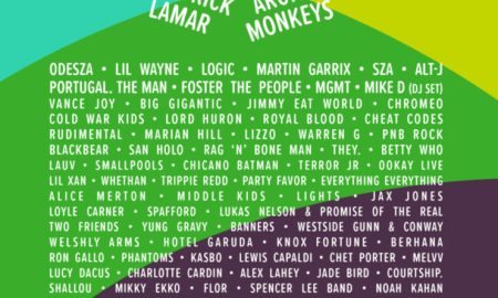 Firefly Music Festival at The Woodlands (Dover, DE) - June 14th, 2018