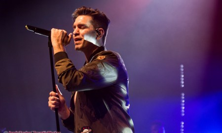 Andy Grammer performing at The Vogue Theatre in Vancouver, BC on March 20th 2018