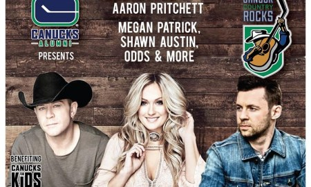Canucks Country Rocks ft. Shawn Austin + Aaron Pritchett + Meghan Patrick + Tim Hicks + Odds at The Vogue Theatre - April 14th, 2018