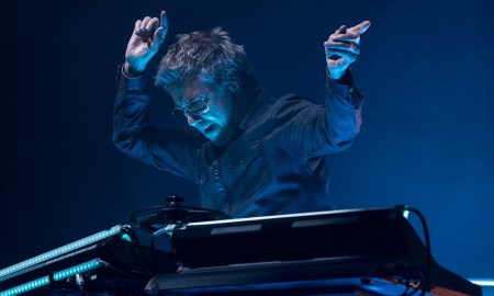Jean-Michel Jarre @ Queen Elizabeth Theatre - April 17th 2018