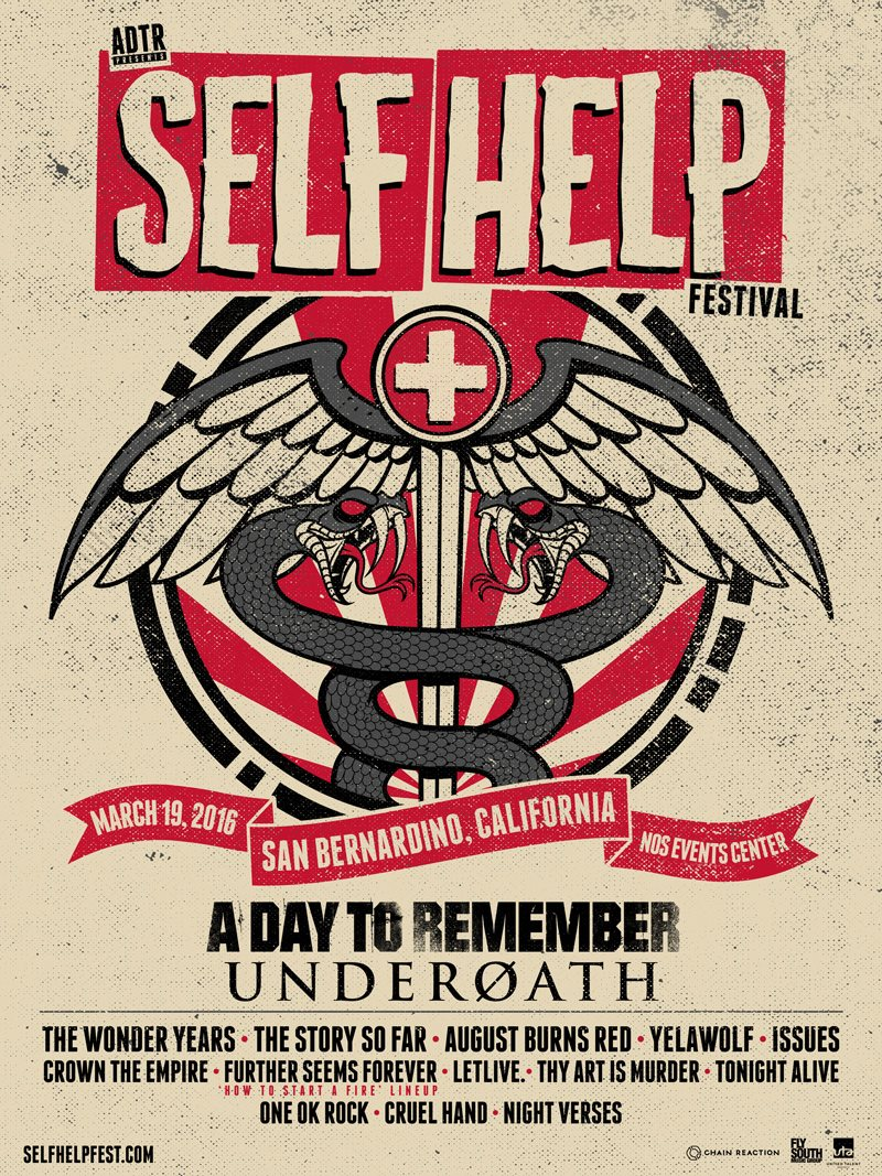 The Self Help Festival provides Self Help Music to the Masses ...