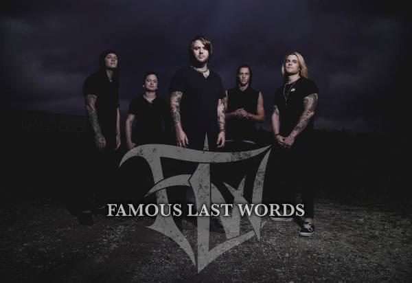 Famous Last Words - Promo