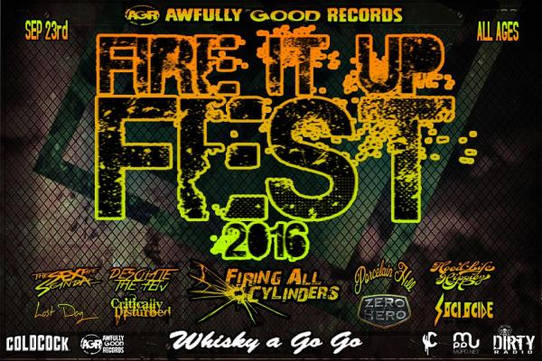 Fire it Up Fest - Promo