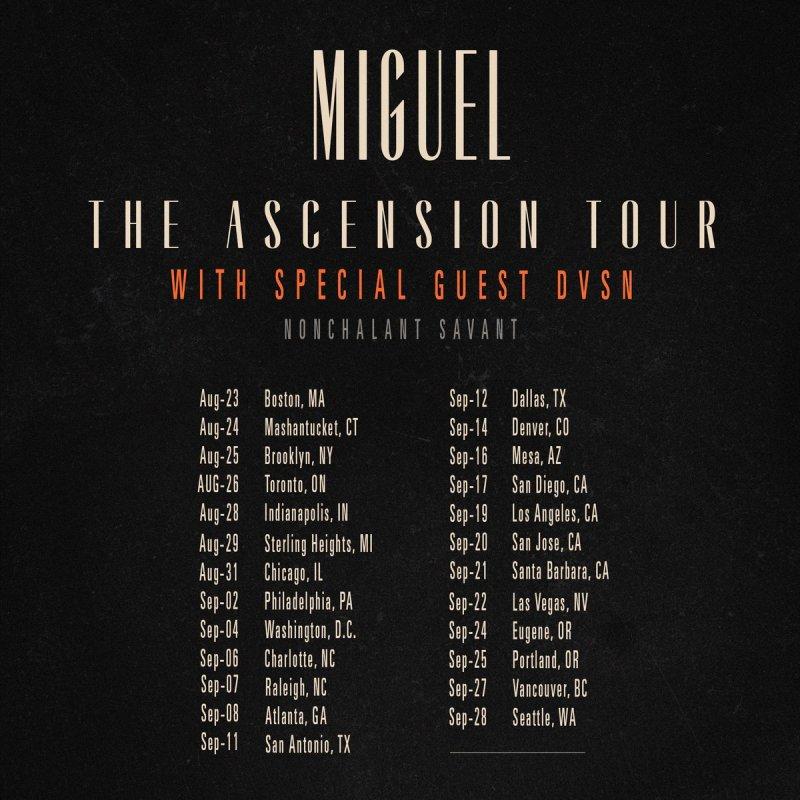 The Ascension Tour