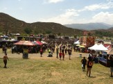 Outlook from afar for side stages. Photo by Corey Kleinsasser
