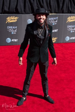 Dee-1 at the 34th Stellar Awards held at Orleans Arena, Las Vegas on March 29, 2019 in Las Vegas, NV, USA (Photo by: Mike Ware/Sipa USA)