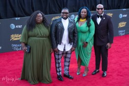 Vincent Tharpe & Kenosis at the 34th Stellar Awards held at Orleans Arena, Las Vegas on March 29, 2019 in Las Vegas, NV, USA (Photo by: Mike Ware/Sipa USA)