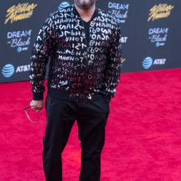 Byron Cage at the 34th Stellar Awards held at Orleans Arena, Las Vegas on March 29, 2019 in Las Vegas, NV, USA (Photo by: Mike Ware/Sipa USA)