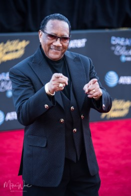 Dr. Bobby Jones at the 34th Stellar Awards held at Orleans Arena, Las Vegas on March 29, 2019 in Las Vegas, NV, USA (Photo by: Mike Ware/Sipa USA)