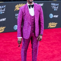 Donald Lawrence at the 34th Stellar Awards held at Orleans Arena, Las Vegas on March 29, 2019 in Las Vegas, NV, USA (Photo by: Mike Ware/Sipa USA)