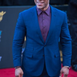 DeVon Franklin at the 34th Stellar Awards held at Orleans Arena, Las Vegas on March 29, 2019 in Las Vegas, NV, USA (Photo by: Mike Ware/Sipa USA)