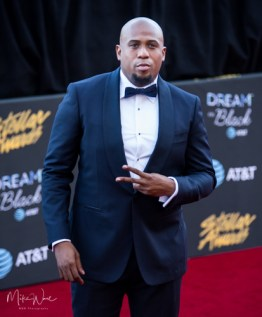 Anthony J. Brown at the 34th Stellar Awards held at Orleans Arena, Las Vegas on March 29, 2019 in Las Vegas, NV, USA (Photo by: Mike Ware/Sipa USA)