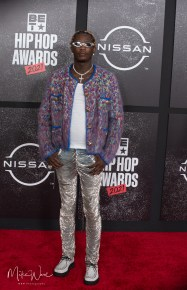 Young Thug on the Red Carpet, 2021 BET Hip Hop Awards Atlanta, Ga. 10-1-21 (Photo By: Mike Ware/SIPA USA)