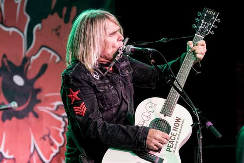 Mike Peters Presents The Alarm – Concert Guide Live.com