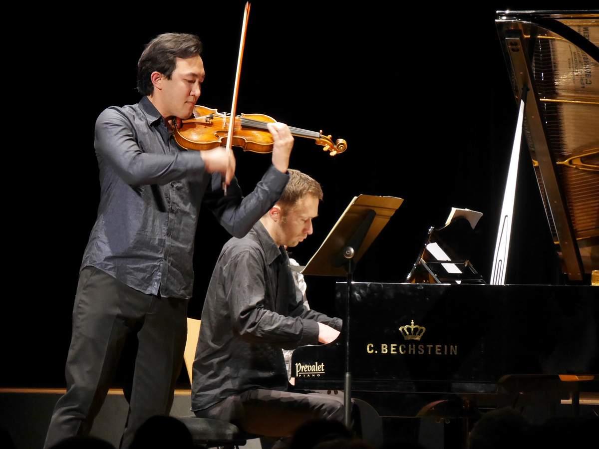Concert Trio Steindhal - scène Fontainoise-Prévalet Musique - C. Bechstein