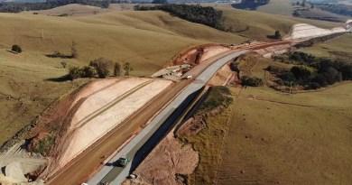 Foto: Construção da Perimetral de Itatiba impulsiona repasse de ISS ao município - Divulgação / Rota das Bandeiras