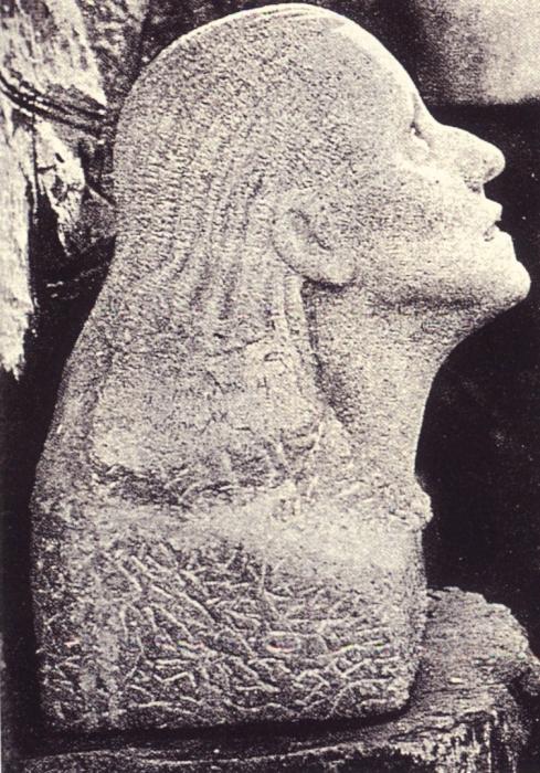Resultado de imagen de busto de zenobia de marga gil
