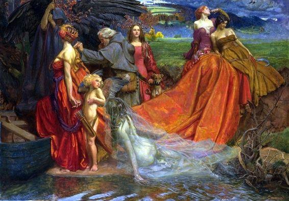Now Is Pilgrim Fair Autumn's Charge
